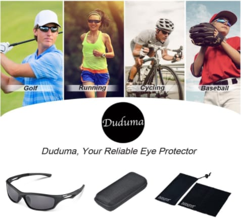 Duduma Polarized Sports Sunglasses Review